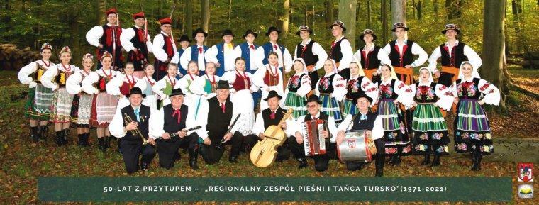 źródło: fb/Tursko - Regionalny Zespól Pieśni i Tańca